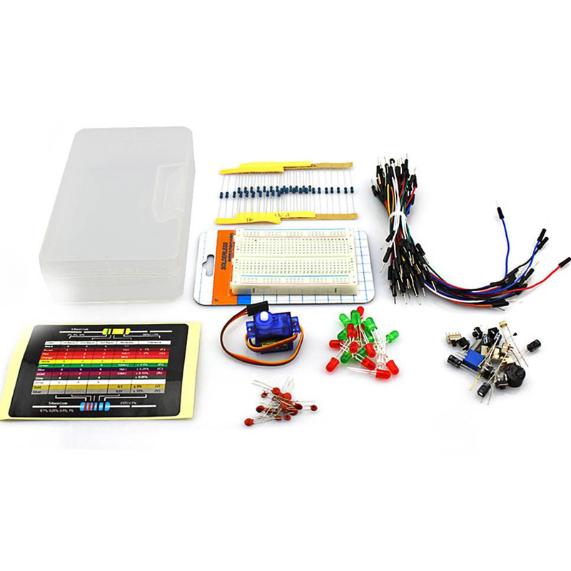 Buy 1 set Starter Kit Portable Handy DIY Kit for Arduino with Retail