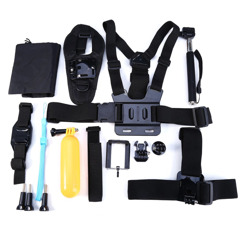 Buy Accessories Kit For Gopro 14 In 1 Kit Sports Action