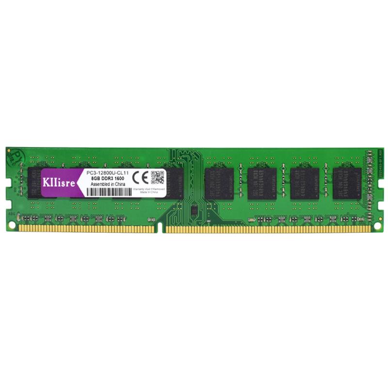 Buy 2gb Ddr3 Pc3 12800 1600mhz For Desktop Pc Dimm Memory Ram 240