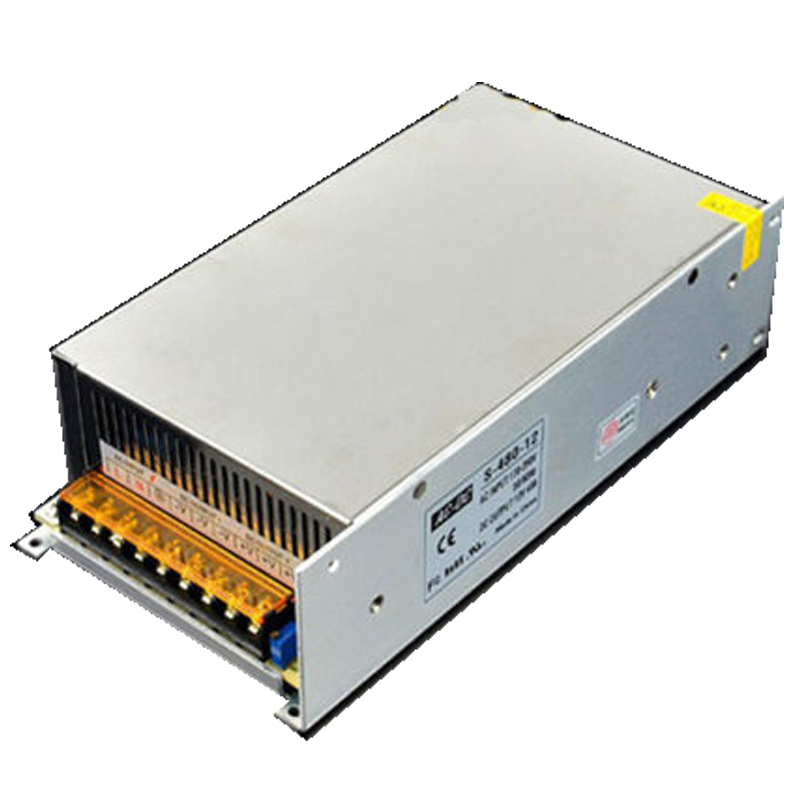 Buy 48V 10A 480W DC SMPS Power supply for CCTV LED Robotics DIY ...
