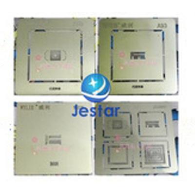 4pcs/lot BGA Reballing Emmc BGA153/169 BGA162/186 BGA221