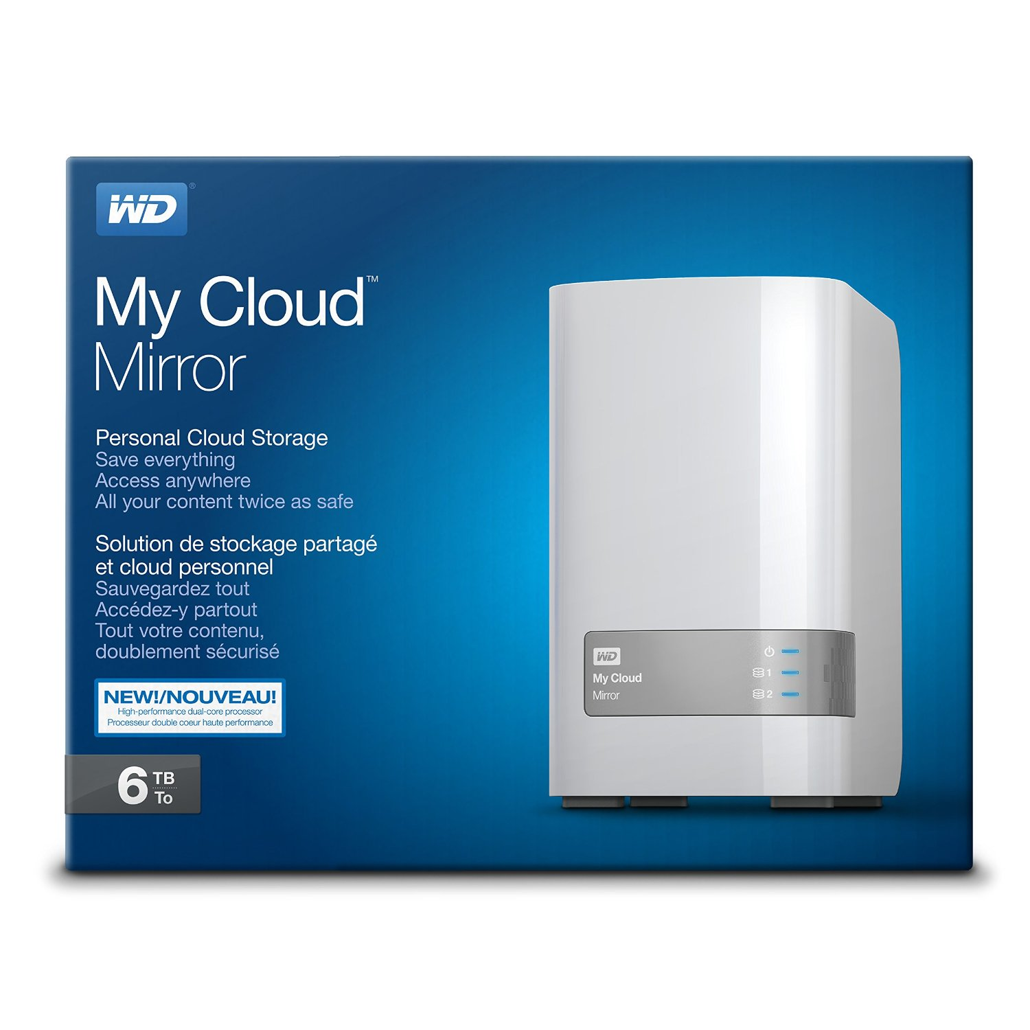 Buy Wd My Cloud 6 Tb Wired External Hard Disk Drive White External Power Required Online In India At Lowest Prices Price In India Buysnip Com
