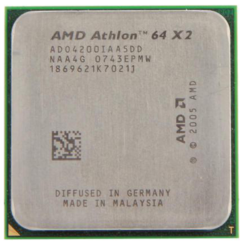 AMD Athlon(tm)64 X2 Dual Core Processor driver - DriverDouble