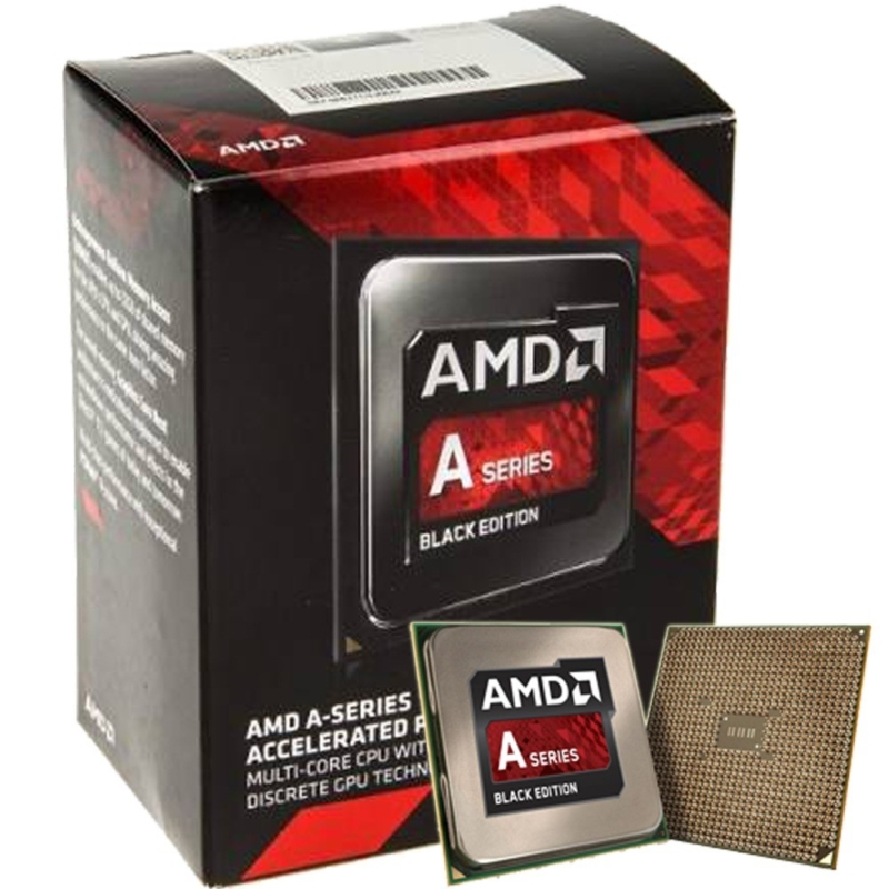 AMD FX-4300 Vishera Quad-Core 3 8GHz (4 0GHz) Socket AM3+ 95W FD4300WMHKBOX  Desktop Processor