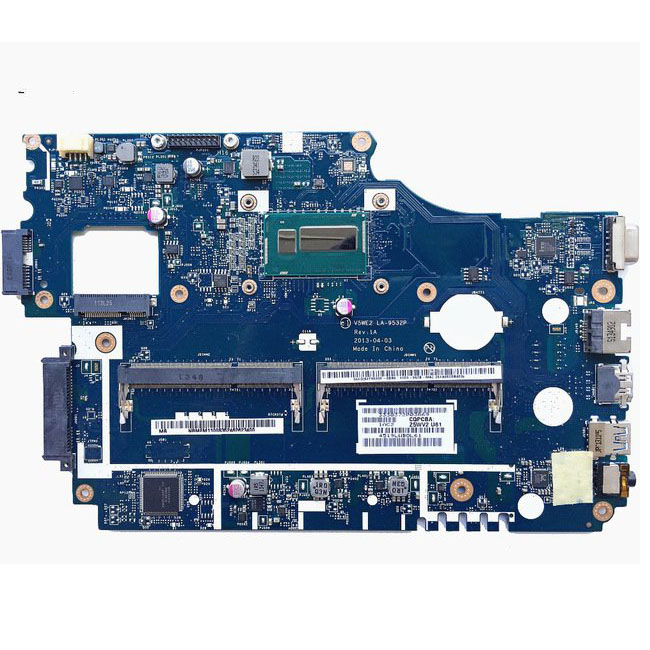 Acer E1-532 E1-572 Laptop Motherboard NBMFM11008 V5WE2 LA-9532P
