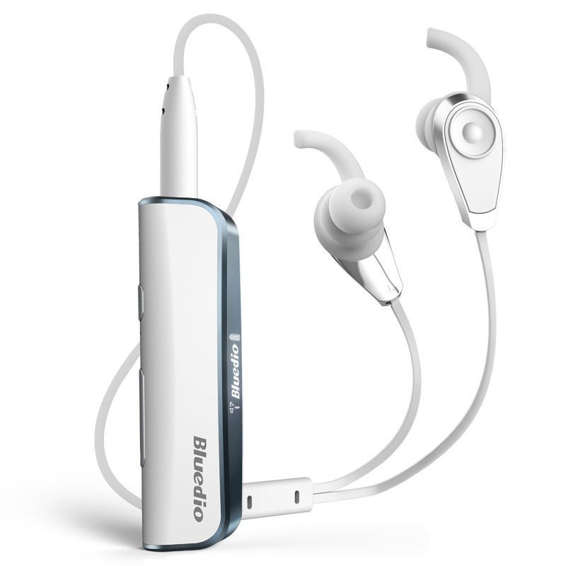 9026fd1e7f1 Bluedio I6 Wireless 4.1 Bluetooth Headsets OLED Display Stereo Earphone