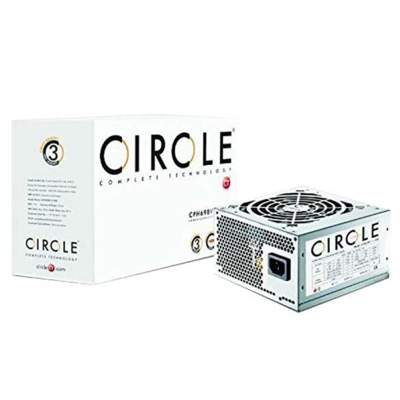 Buy CIRCLE SMPS CPH698 400 WATT Online in India at Lowest Prices ...