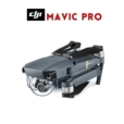 DJI Mavic Pro – Folding FPV Drone RC Quadcopter With 4K HD Camera, Built in OcuSync Live View GPS and GLONASS System 1