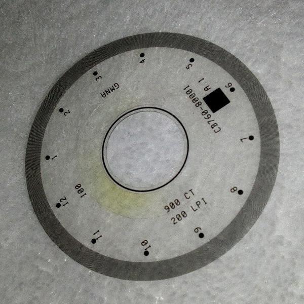Disck Encoder HP 1000 1050 2050 3050 1516 2546 5810 5820 (CB760-80001)
