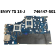 HP Envy Touch Smart 15 15-J Laptop Notebook Motherboard Intel HM87 740M/2G 746447-501 2