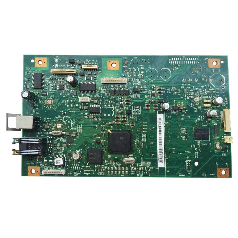 buy hp laserjet m1522n m1522nf printer cc368 60001 formetter board rh buysnip com Circuit Printer Machine Circuit Board Art