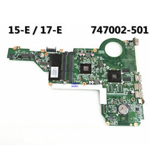 HP Pavilion 15 17 17-E 17Z-E Laptop Notebook Motherboard A4-5000M 1G  747002-501