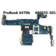 HP ProBook 6470b Laptop Notebook Motherboard Intel HM76 686035-501 686035-001 2