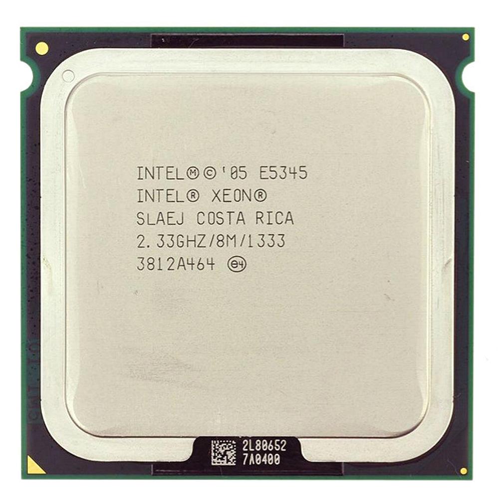 Buy Intel Xeon E5345 Cpu Processor 233ghz Lga771 8mb L2 Cache Procesor Quad Core Q8200 Soket 775 Home