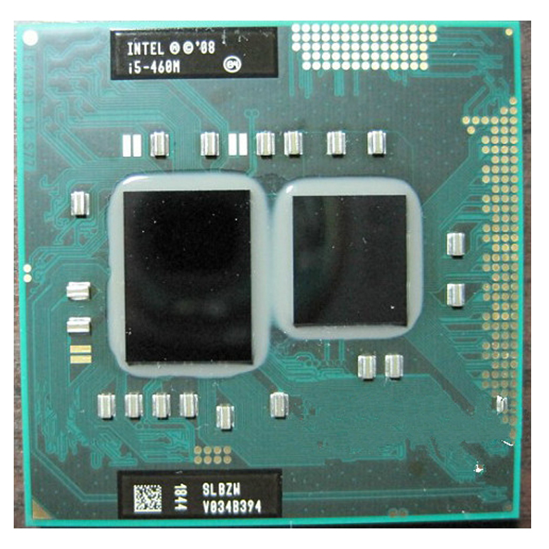 Intel core Processor I5 460M 3M Cache 2.53 GHz Laptop Notebook Cpu Processor