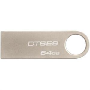 KINGSTON 64GB USB 2.0 DATATRAVELER SE9 (METAL CASING) 1