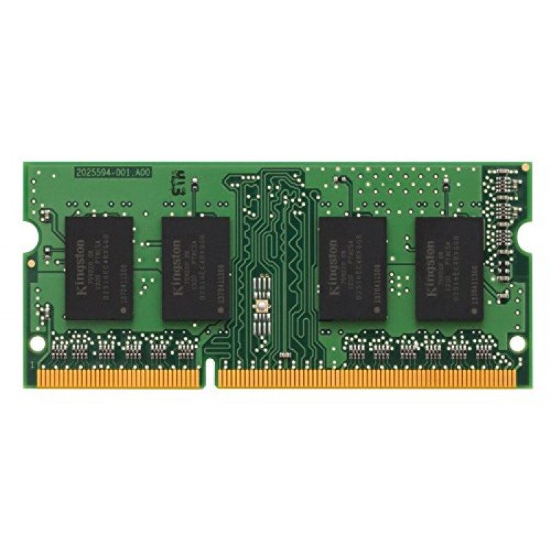 Buy Kingston Laptop Ram 4gb 1x4gb Ddr3 1600mhz Online In India At