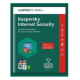 Kaspersky Internet Security Latest Version – 1 PC, 1 Year 1