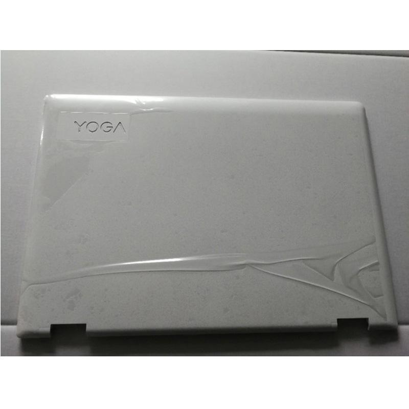 buy popular cde25 334ba Buy Lenovo Yoga 510 Yoga 510-14 LCD Back Cover AP1JE000400 white ...