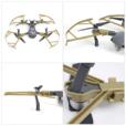 Mavic Pro 8330 Propeller Protection Guard Blade Protector For DJI Mavic Pro Quadcopter Accessories 1