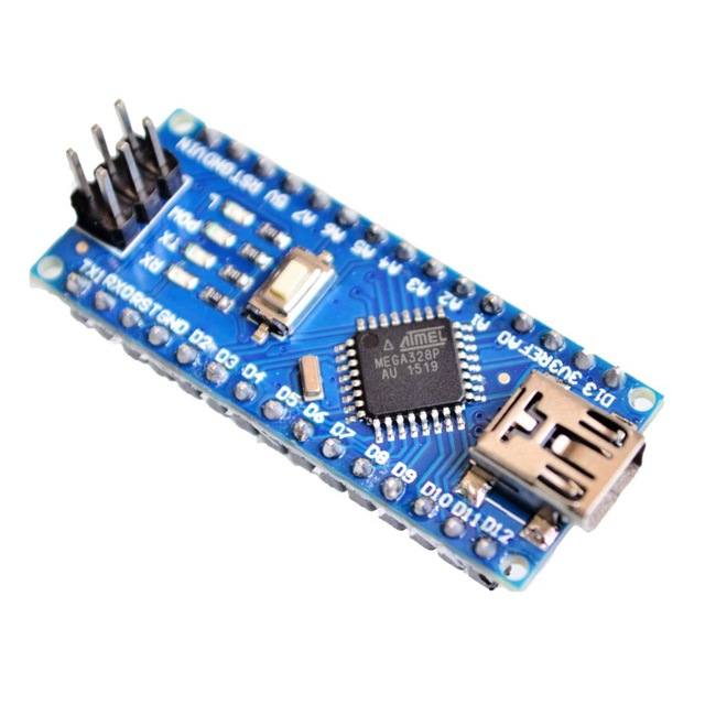 Compatible with Arduino Nano V3.0 Nano Board CH340//ATmega328P Without USB Cable