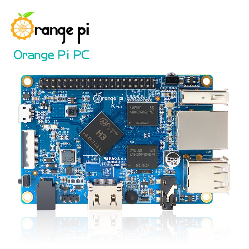 Orange Pi PC H3 Support the Lubuntu linux and Android mini PC Beyond  Raspberry Pi 2 3