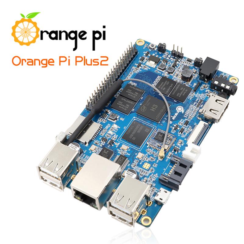 Orange Pi Plus Install Ubuntu Server 16 04 Armbian Image: Buy Orange Pi Plus 2 H3 Quad Core 1.6GHZ 2GB RAM 4K Open