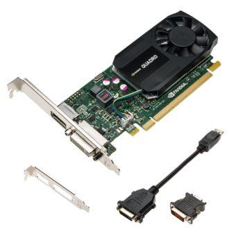 QUADRO K 620 2GB 3 4