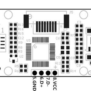 R306-R305F-FPC1011F3-Capacitive-Fingerprint-Reader-Module-Sensor-Scanner-for-arduino-buy-in-india-buysnip-com (4)