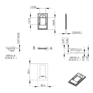 R306-R305F-FPC1011F3-Capacitive-Fingerprint-Reader-Module-Sensor-Scanner-for-arduino-buy-in-india-buysnip-com (6)