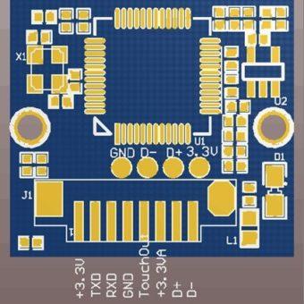 R309-Optical-Fingerprint-biometric-reader-sensor-scanner-module-Arduino-buy-in-india-buysnip-com-kpt-diagram