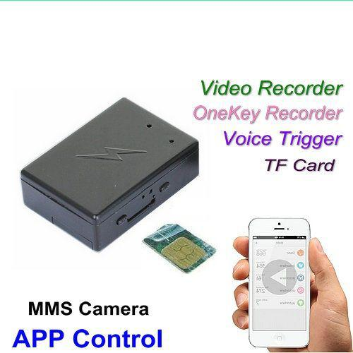 Spy Z9 Audio Bug With Camera GSM/GPRS/GPS Tracker Global Locator Mini Real  Time Tracking Device