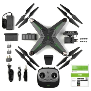ZEROTECH XIRE0200 Xiro Xplorer G Model Quadcopter with 3-Axis Gimbal 6