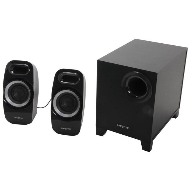 creative computer speakers. buy creative inspire t3300 2.1 speaker system online in india at lowest prices | price buysnip.com computer speakers