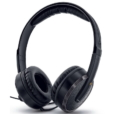 iBall Fluid20 USB On Ear Wired With Mic Headphone Black 2