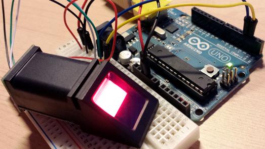 R305 fingerprint module