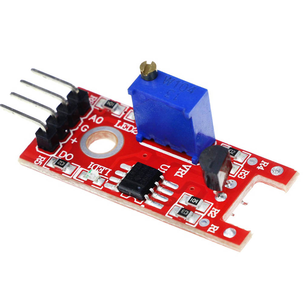 Buy Broken light sensor module for Arduino Online in India at Lowest