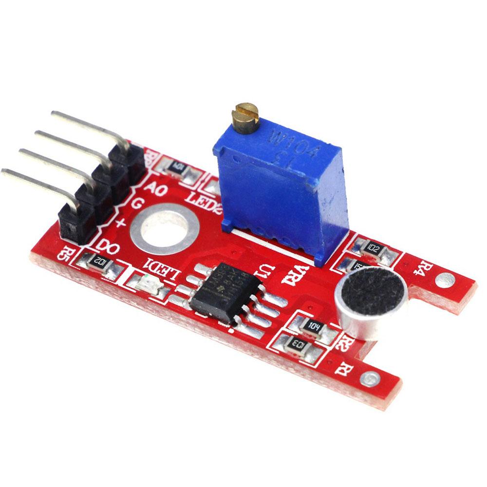 1pcs Microphone Sound Detection Sensor Module For Arduino Boards