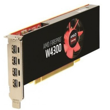 Buy AMD GRAPHICS CARD FIREPRO W4100 2GB DDR5 Online in India