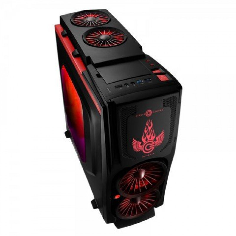 Buy Circle Mid Tower Cabinet Atx Phoenix Online In