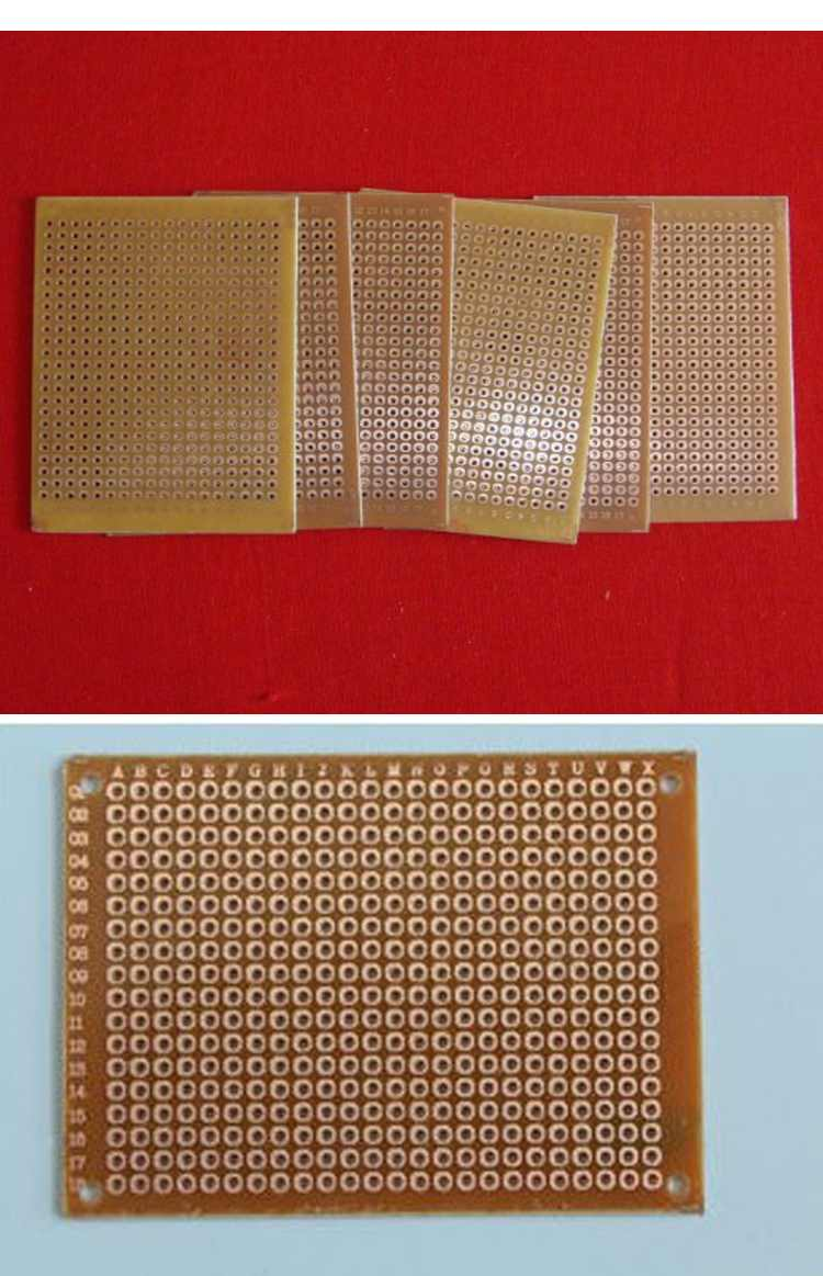 Buy Pcb Printed Circuit Board Stripboard Breadboard Matrix Diy 5x7cm Dvr Assembly Oem Electronic Online In India At Lowest Prices Price