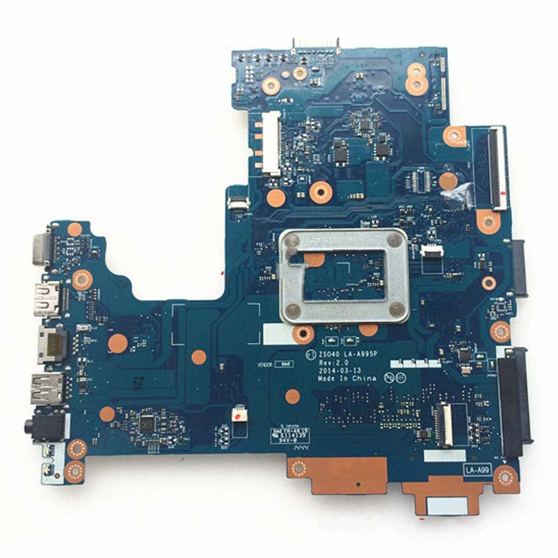 Buy Hp 240 G3 14 R Laptop Motherboard Zs040 La A995p