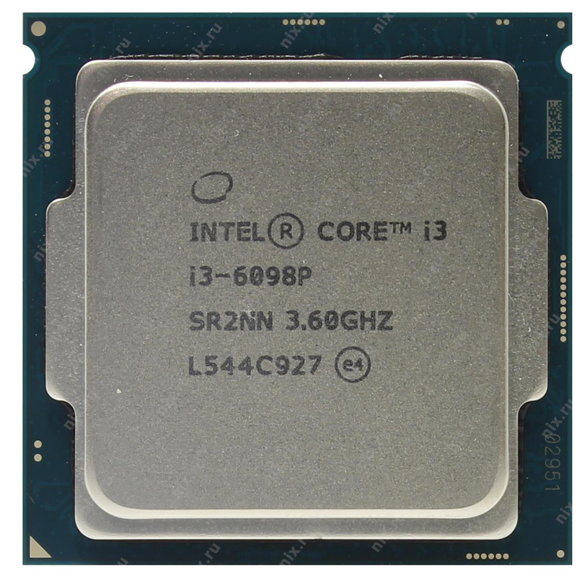 Buy Intel Sixth Generation Core I3 6098p 3 6ghz Processor Lga1151