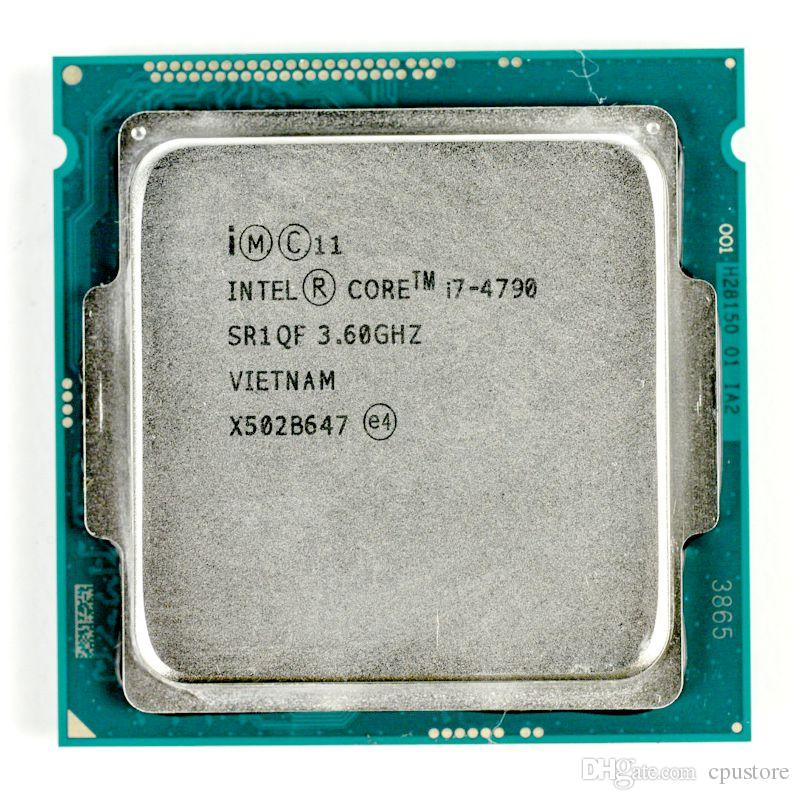 Pleasant Intel Core I7 4790 Sr1Qf 3 6Ghz Lga1150 8M 22Nm Quad Core Desktop Cpu Interior Design Ideas Tzicisoteloinfo