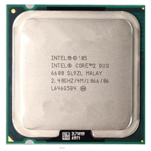 DOWNLOAD DRIVERS: INTEL E6600