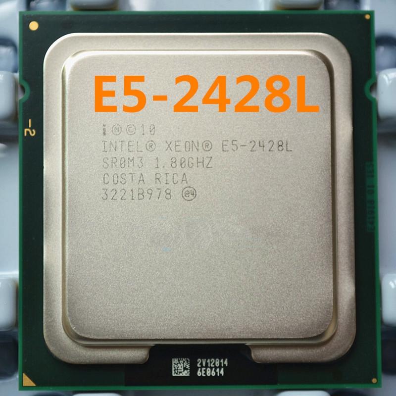 Intel Xeon E5 2428L 1 8GHz 6-Core 15MB Smart Cache LGA1356 TPD 60W