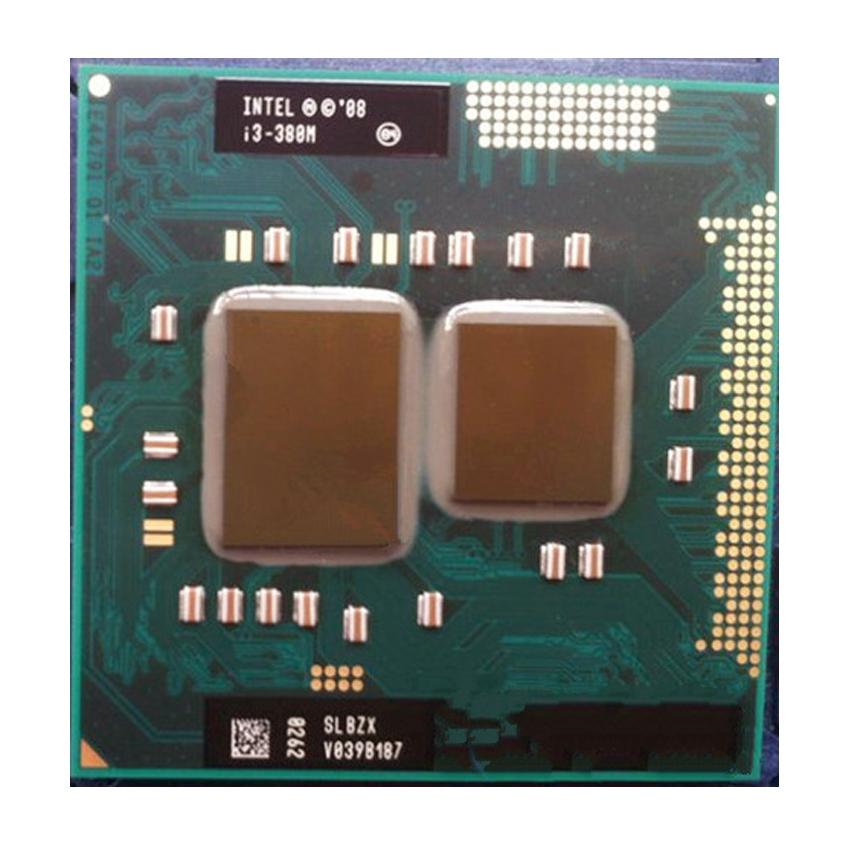 Intel Core i3 380M CPU 3MB Cache 2 5 GHz Laptop Notebook Processor