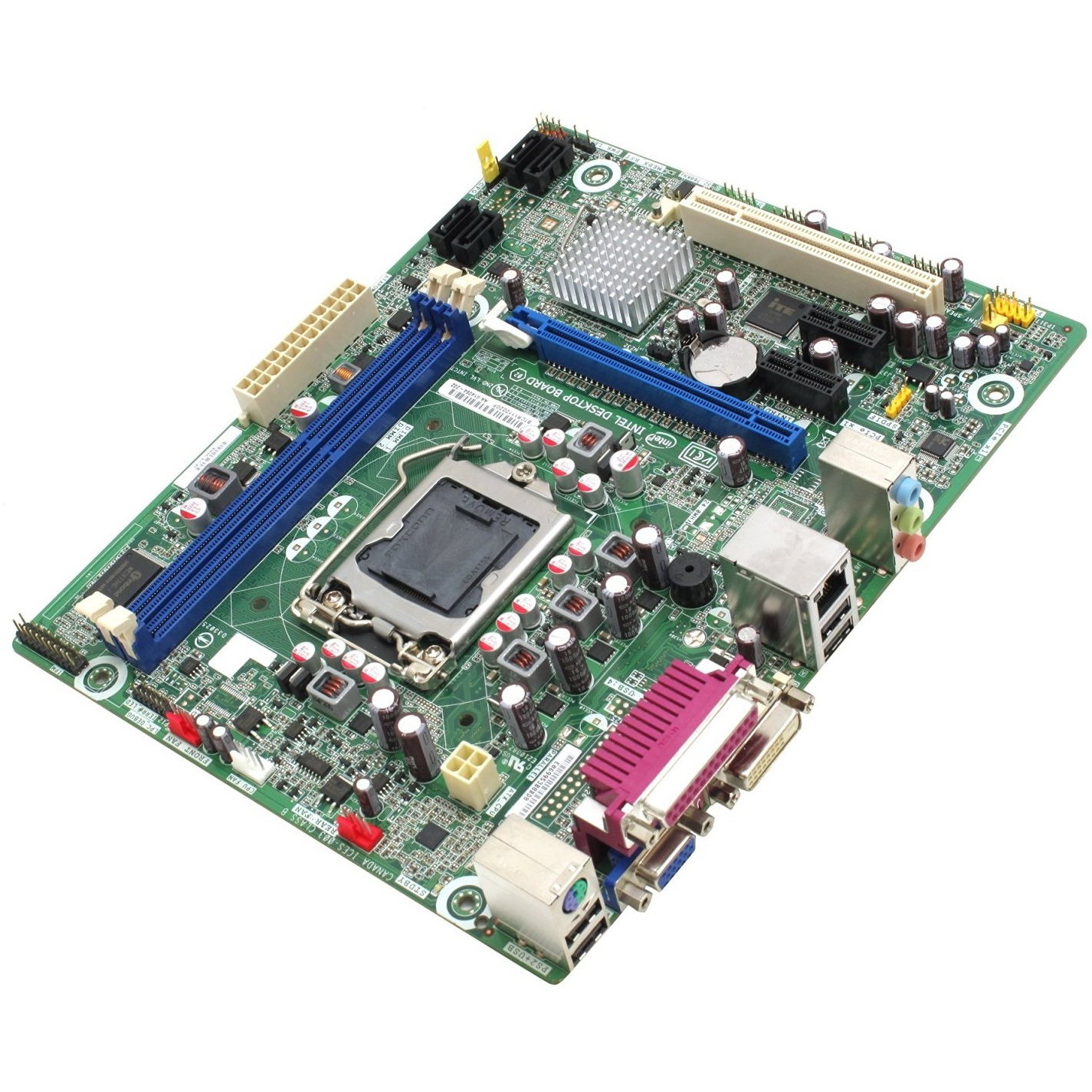 Buy Intel Dh61ww Desktop Motherboard Online In India At Lowest Mainboard Lga 775 I945 Off Board Prices Price