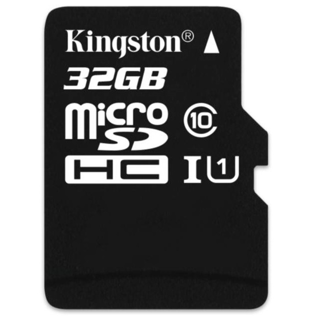 Kingston 32GB LG V405QA7 MicroSDHC Canvas Select Plus Card Verified by SanFlash. 100MBs Works with Kingston