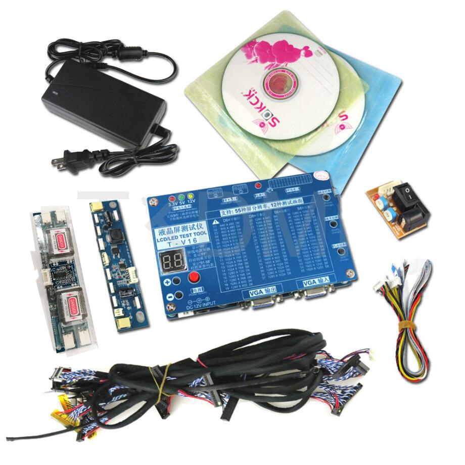 Buy LCD Panel Test Tool LED LCD Screen Tester For TV